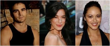 Dustin Clare, Jaime Murray e Marisa Ramirez per Spartacus: Gods of the Arena