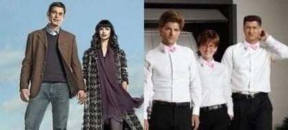 Starz: via Gravity e Party Down, due new entry in Camelot e una parodia di Lost