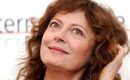 Susan Sarandon in The Miraculous Year, novità per A Legal Mind e The Big C