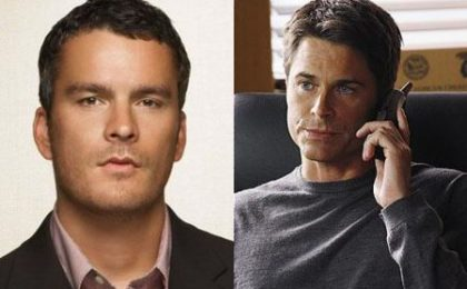 Rob Lowe regular in Parks & Recreation 3, niente Balthazar Getty per Brothers & Sisters 5