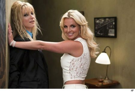 La prima foto di Britney Spears in Glee 2