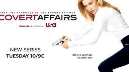 Covert Affairs rinnovata per una seconda stagione (foto e video)