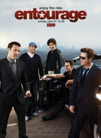 Entourage, confermata chiusura e film; novità per le altre serie HBO