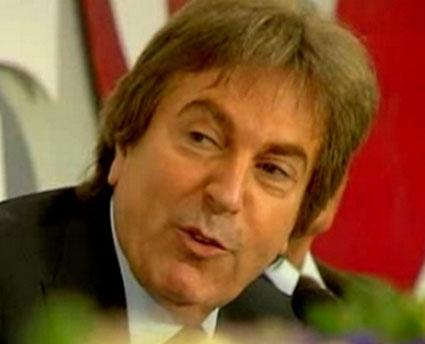 """Rai, Del Noce: """"Nessuna pressione da Fini e Tulliani"""""""