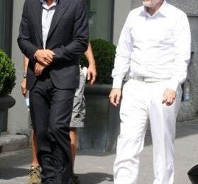 George Clooney e John Malkovich, nuovo spot Nespresso