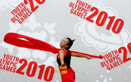 I Giochi Olimpici Giovanili di Singapore 2010 su Sky Sport Extra
