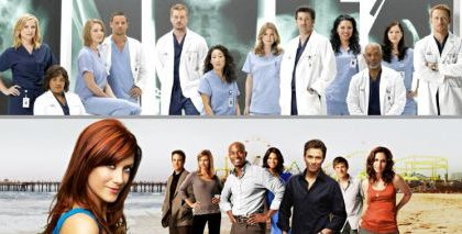 Grey's Anatomy 7 e Private Practice 4, nuovi amori e due matrimoni