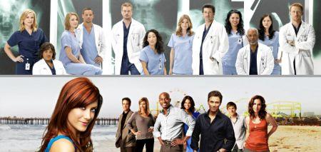 Grey's Anatomy 7 e Private Practice 4, nuovi amori e due matrimoni