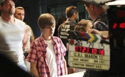 Justin Bieber in CSI Las Vegas 11, foto e dettagli