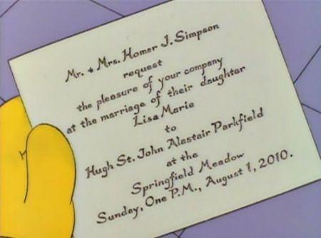 Simpson, Human Target 2, Lola, Wilfred, i migliori tweet su Lost: le novità