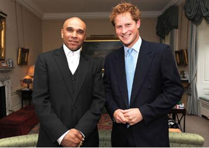 Talent show col principe Harry: finale a Buckingham Palace