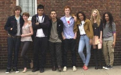 Skins 5, le foto del cast; novità per Lone Star, CSI: NY 7, Harry's Law, Lola, Private Practice 4