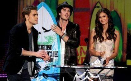 Teen Choice Awards 2010, trionfano The Vampire Diaries e Twilight
