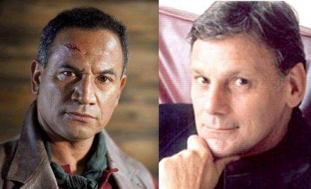 Temuera Morrison e Jeffrey Thomas in Gods of The Arena; novità per Spartacus 2