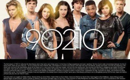 90210, foto, spoiler e video per la terza stagione