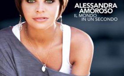 Alessandra Amoroso in treno con i fans per il nuovo cd