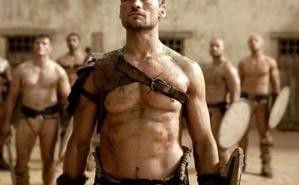 Andy Whitfield ha di nuovo il cancro, non apparirà nella seconda stagione di Spartacus
