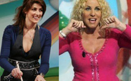 Antonella Clerici ed Elisa Isoardi insieme a Ti Lascio Una Canzone