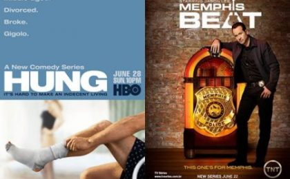 Memphis Beat ed Hung rinnovate, niente spinoff per Army Wives