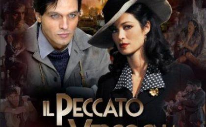 Il Peccato e la Vergogna: debutta stasera la coppia Arcuri/Garko