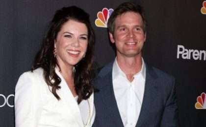 Parenthood, Lauren Graham e Peter Krause fidanzati