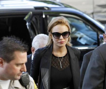 Lindsay Lohan, nuovo ricovero spontaneo in rehab