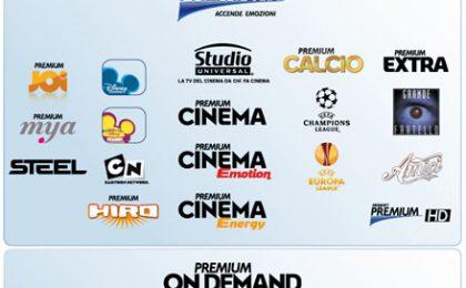 Mediaset Premium, multa di 130mila euro per pratiche scorrette
