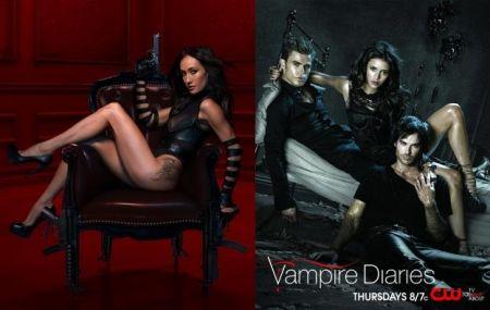 CW, bene Nikita e The Vampire Diaries 2; su CBS novità per NCIS: LA e Hawaii Five-O