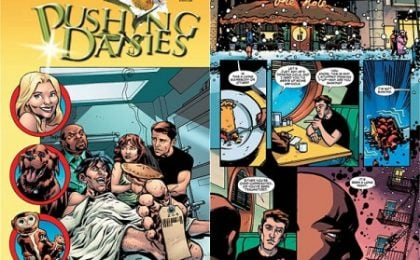 Fumetti: novità per Pushing Daisies ed Allison Mack; e in Smallville 10 arriva Teri Hatcher