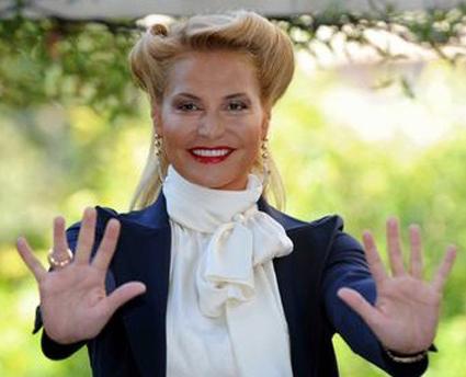 Isola dei Famosi 8, Simona Ventura la vorrebbe nell'Autunno 2011