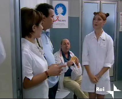Vincenzo Crocitti, addio al Mariano di Un Medico in Famiglia