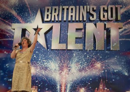 Susan Boyle in Glee; novità su Bones 6, Castle 3, Necessary Roughness, Against the Wall, HBO