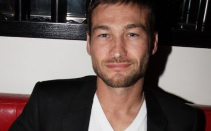 Spartacus: Blood and Sand, ufficiale il recasting di Andy Whitfield