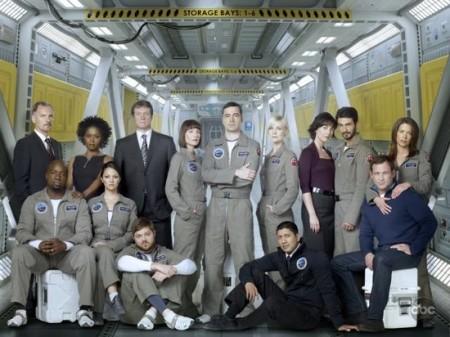 Defying Gravity, gli episodi della prima stagione