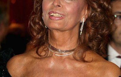 Fiction: La Mia Casa è Piena di Specchi con Sophia Loren è la più richiesta al Mipcom di Cannes