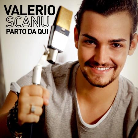 Valerio Scanu Parto Da Qui cover album