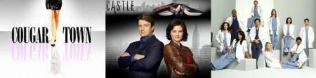 ABC: Zach Braff in Cougar Town, casting per Grey's Anatomy 7 e Castle 3; arriva Match
