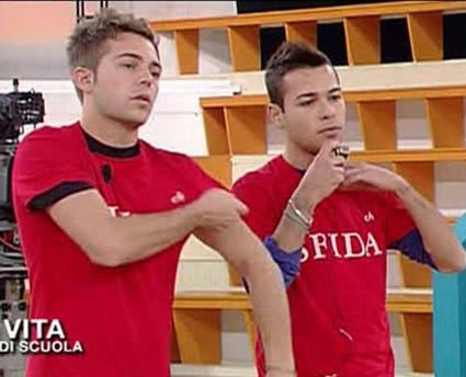Amici 10, live 5° sabato: Stefan vs Giuseppe, Diana e Alessandro titolari. Cacciata Michelle