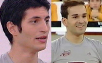 Amici 10, i titolari: Riccardo Riccio e Paolo Cervellera
