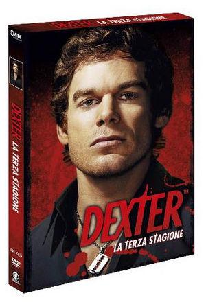 dexter stagione 3 dvd terza stagione 5 ottobre 2010