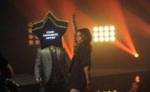 Eva Longoria rapper in promo MTV Ema's 2010