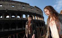 Flash Mob zombie a Roma