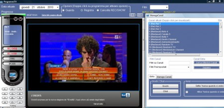 streaming rai tvosa