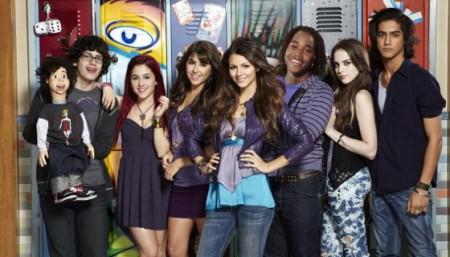 VICTORIOUS, sitcom Nickelodeon