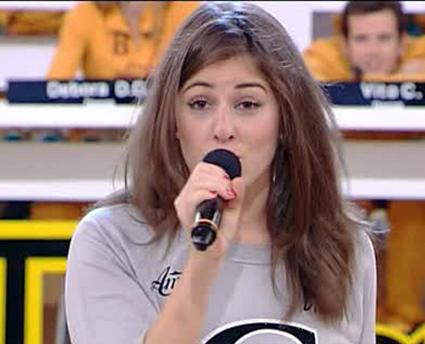Amici 10, i titolari di canto: Diana Del Bufalo