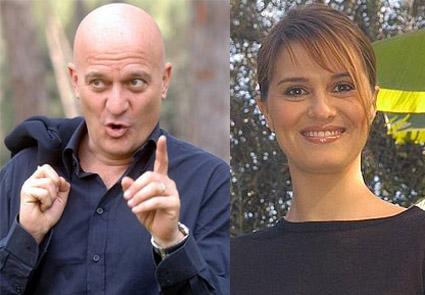 Sanremo 2011, tra i Big Claudio Bisio e Paola Cortellesi?