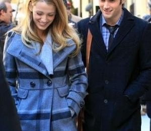 Gossip Girl, Blake Lively e Penn Badgley sul set dopo la rottura