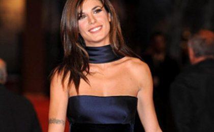 Elisabetta Canalis: panico da Festival di Sanremo, Clooney non ci sarà
