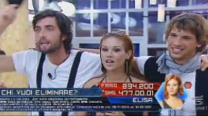 Gf11, i nominati della quarta puntata: Clivio, David, Elisa