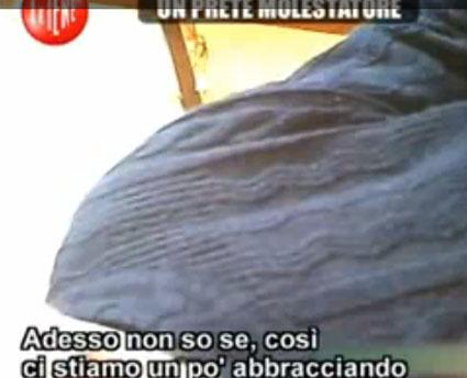 Le Iene, suicida il prete molestatore smascherato in tv